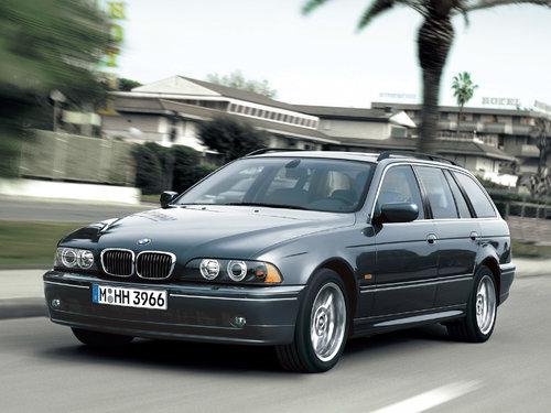 BMW 5-Series 2000 - 2004