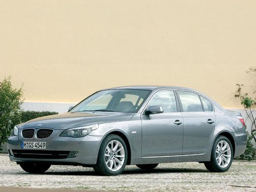 BMW 5-Series 2007 - 2010