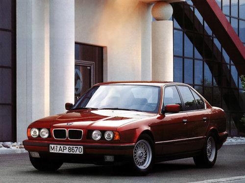 BMW 5-Series 1994 - 1995