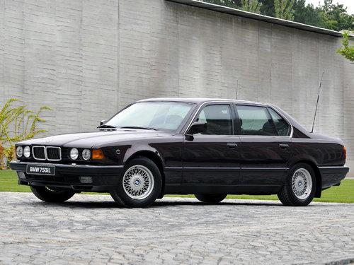 BMW 7-Series 1986 - 1994