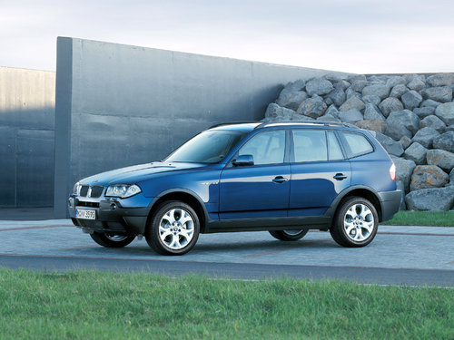 bmw x3 2003 2004 2005 2006 suv 1 e83. Black Bedroom Furniture Sets. Home Design Ideas