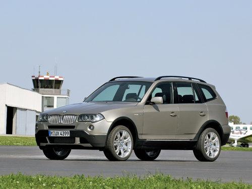 BMW X3 2006 - 2010