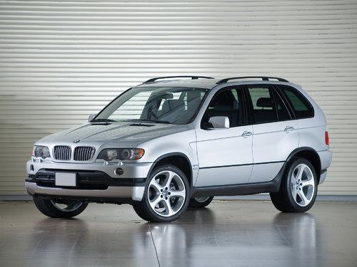 BMW X5 1999 - 2003