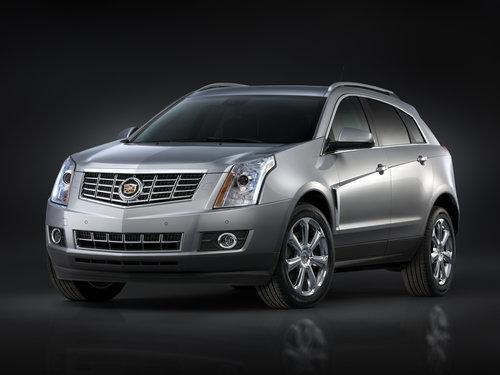 Cadillac SRX 2013 - 2017