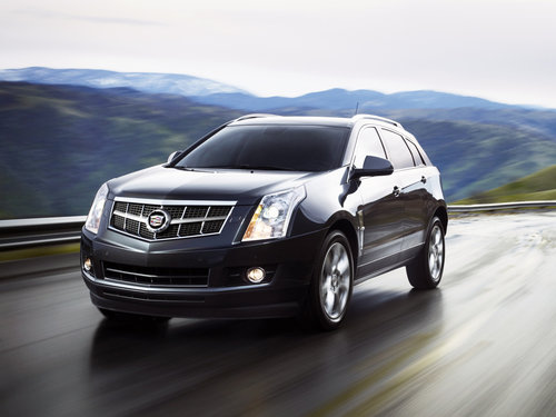 Cadillac SRX 2009 - 2012