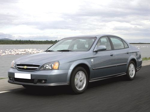 Chevrolet Evanda 2004 - 2006