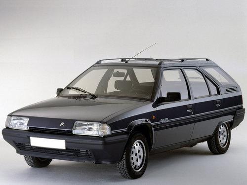 Citroen BX 1985 - 1994