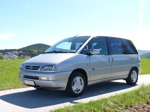Citroen Evasion 1998 - 2002