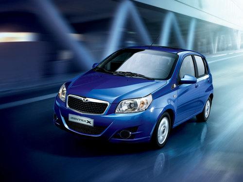 Daewoo Gentra 2007 - 2011