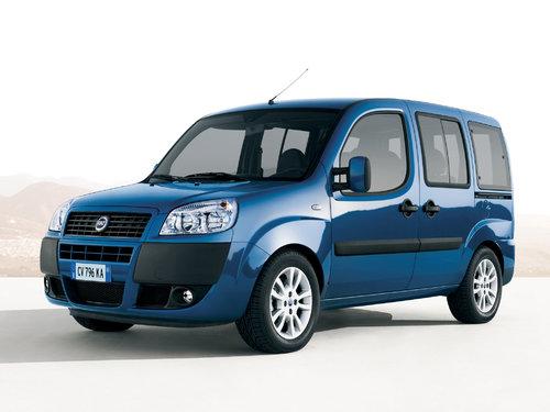 Fiat Doblo 2005 - 2009