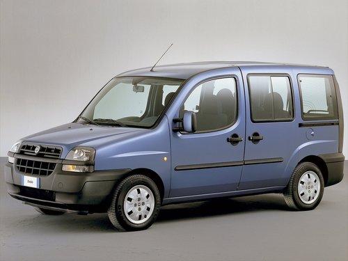 Fiat Doblo 2001 - 2005