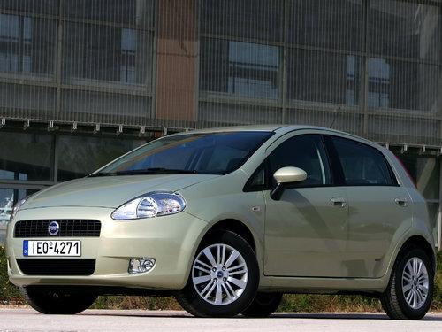 Fiat Punto 2005 - 2012