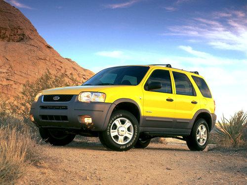 Ford Escape 2000 - 2004