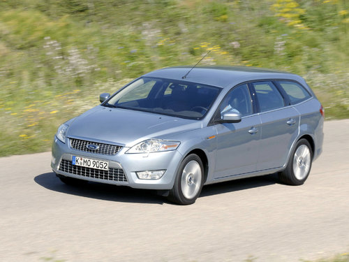 Ford Mondeo 2007 - 2010