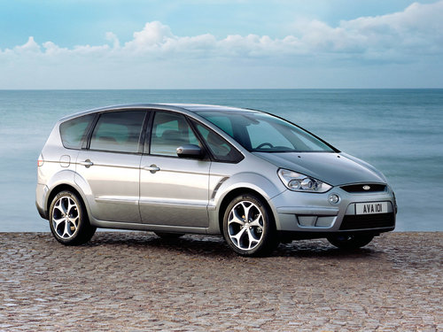 Ford S-MAX 2006 - 2010