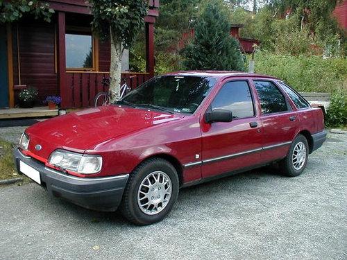 Ford Sierra 1987 - 1990
