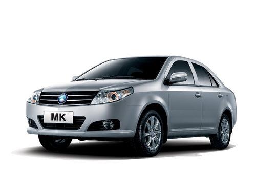 Geely MK 2009 - 2015