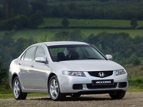 Honda Accord 2002 - 2005