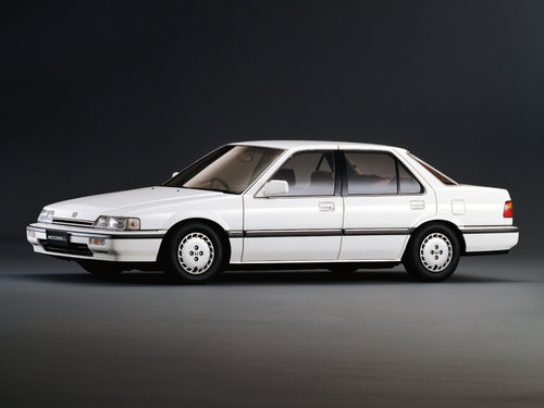 Honda Accord 1985 - 1989