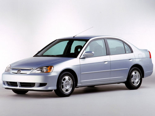Honda Civic 2000 - 2003
