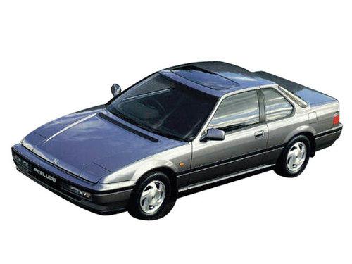Honda Prelude 1989 - 1991