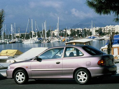 Hyundai Accent 1994 - 1997