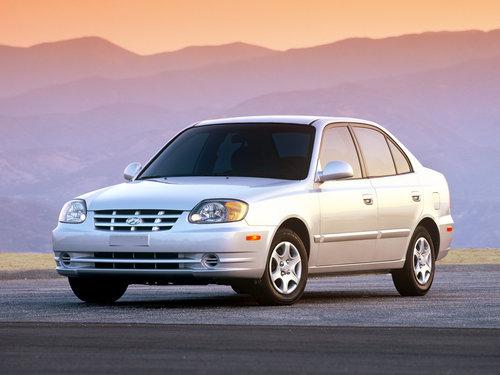Hyundai Accent 2003 - 2006