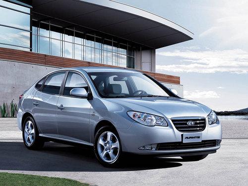 Hyundai Avante 2006 - 2011