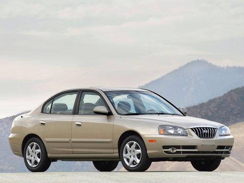 Hyundai Elantra 2003 - 2006