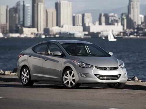 Hyundai Elantra 2010 - 2013