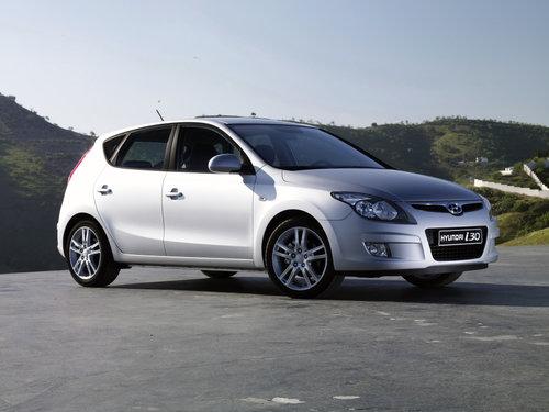 Hyundai i30 2007 - 2010