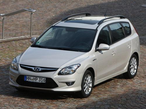 Hyundai i30 2010 - 2012