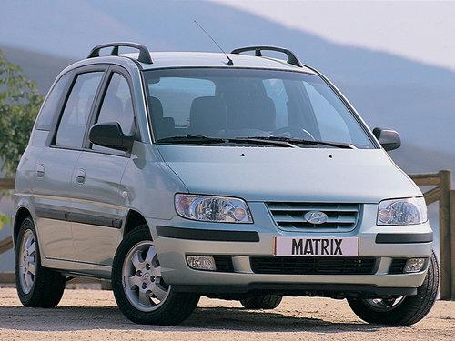 Hyundai Matrix 2001 - 2005