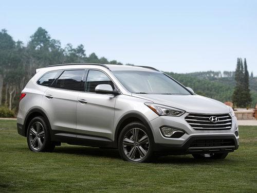Hyundai Santa Fe 2012 - 2015