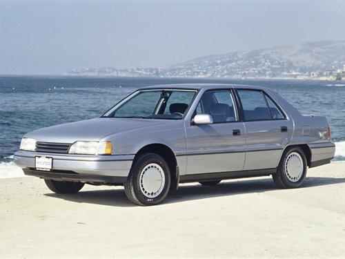Hyundai Sonata 1988 - 1992