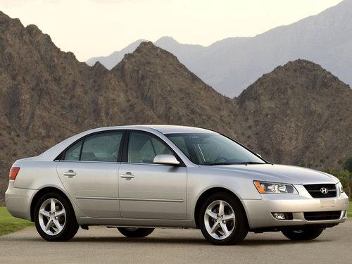 Hyundai Sonata 2004 - 2007