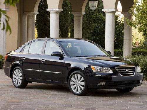 Hyundai Sonata 2007 - 2009