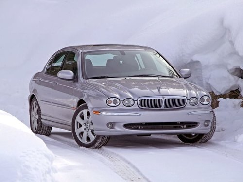 Jaguar X-Type 2001 - 2007