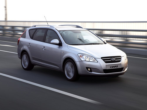 Kia Ceed 2006 - 2009