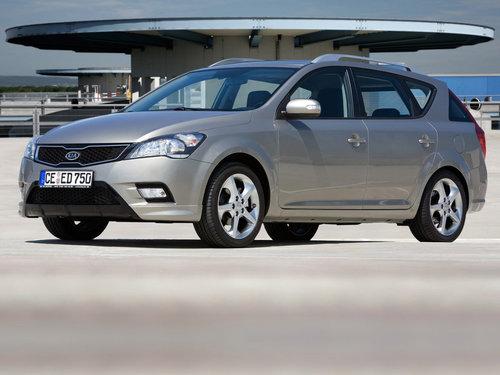 Kia Ceed 2009 - 2012