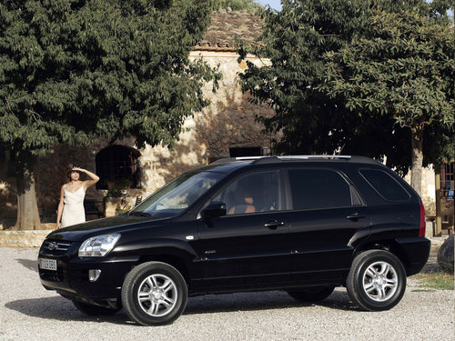 Kia Sportage 2006 - 2008