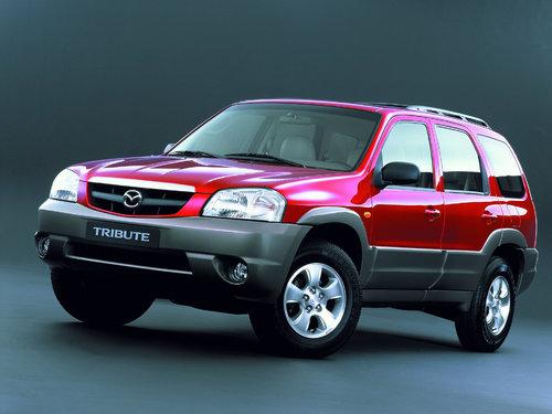 Mazda Tribute 2000 - 2003