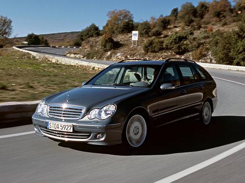 Mercedes-Benz C-Class 2001 - 2004
