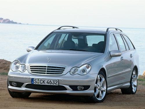 Mercedes-Benz C-Class 2004 - 2008