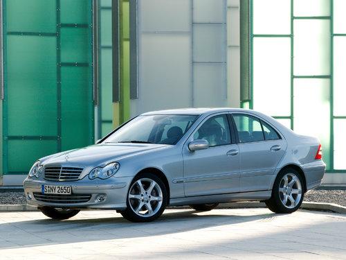 Mercedes-Benz C-Class 2004 - 2007