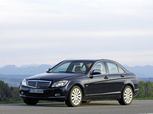 Mercedes-Benz C-Class 2007 - 2011