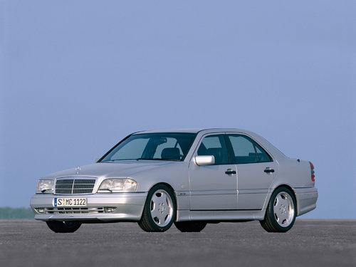 Mercedes-Benz C-Class 1993 - 1997