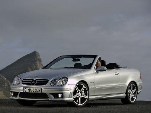 Mercedes-Benz CLK-Class 2005 - 2009