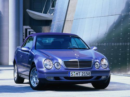 Mercedes-Benz CLK-Class 1998 - 2002