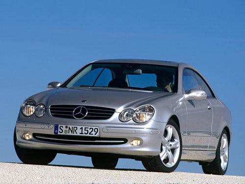 Mercedes-Benz CLK-Class 2002 - 2005